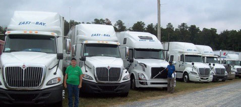 CDL driver requirements for our general freight trucking company